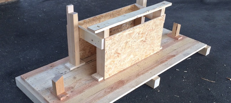 Umweltfreundlich: Paletten aus Holz