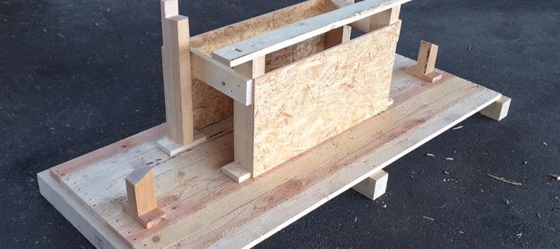Nachhaltiges Produkt: Paletten aus Holz