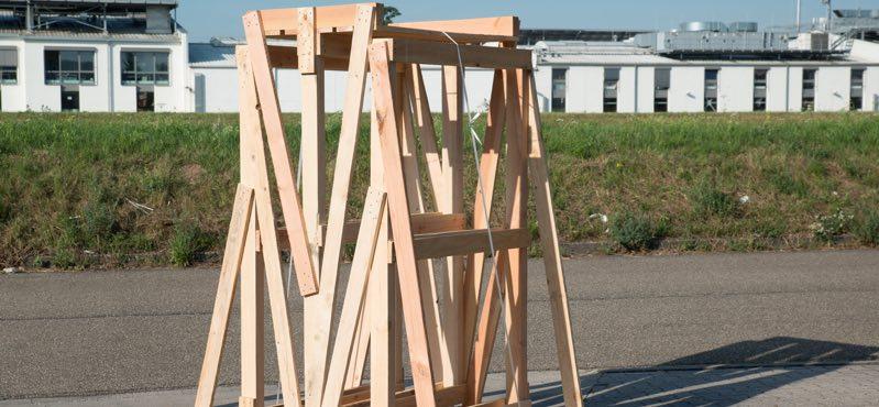 Paletten aus Holz / Sonderanfertigungen